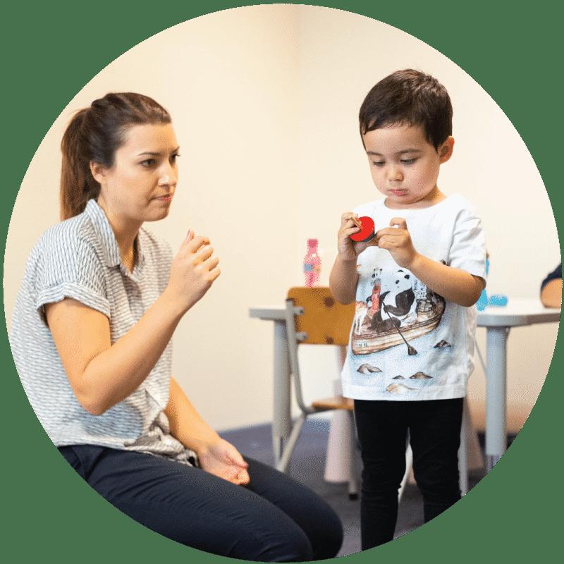 ECI Individual Therapy