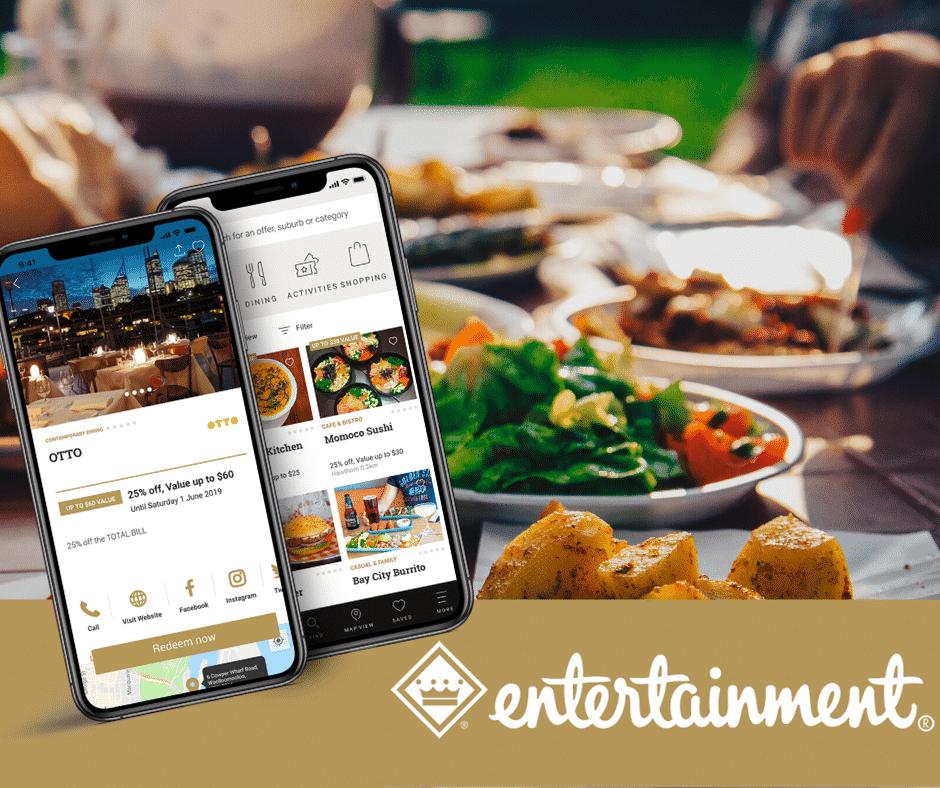 Entertainment App