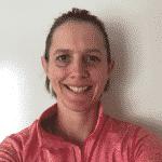 Physiotherapist Sarah Elliott