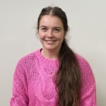 Psychologist Hannah Schena