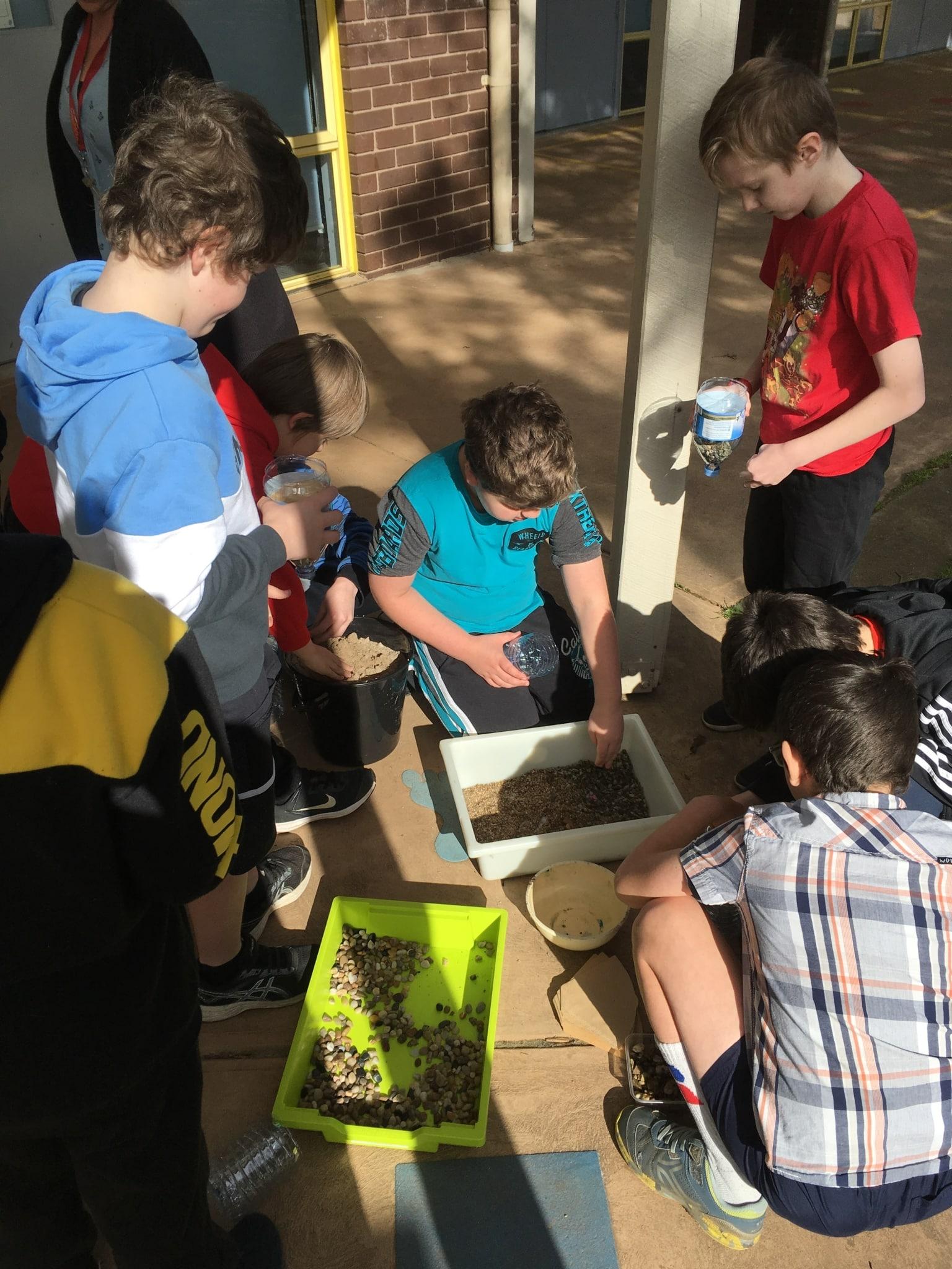 The Cheshire School - outdoor activities
